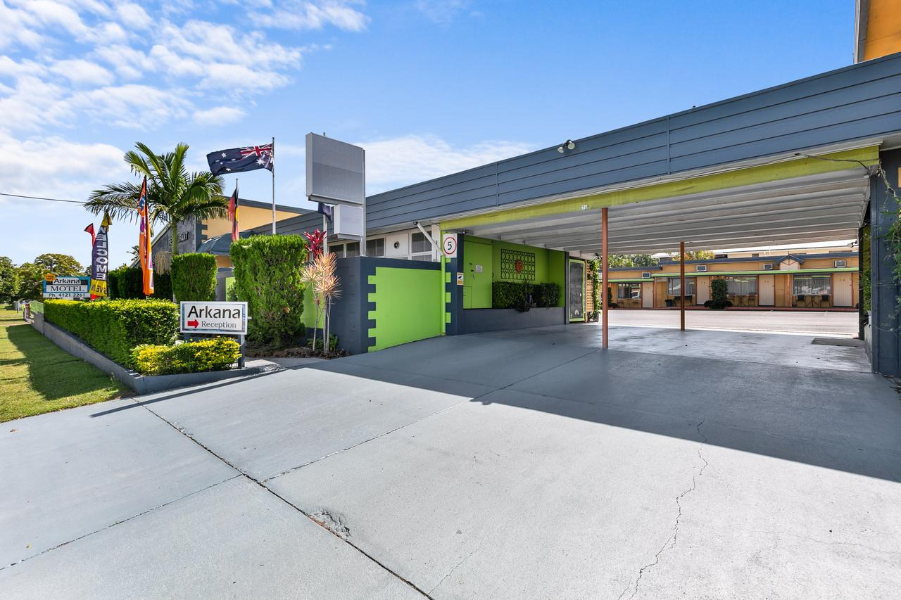 Arkana Motel - Accommodation Coffs Harbour
