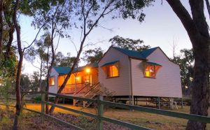 Accommodation Creek Cottages  Sundown View Suites - Accommodation Coffs Harbour