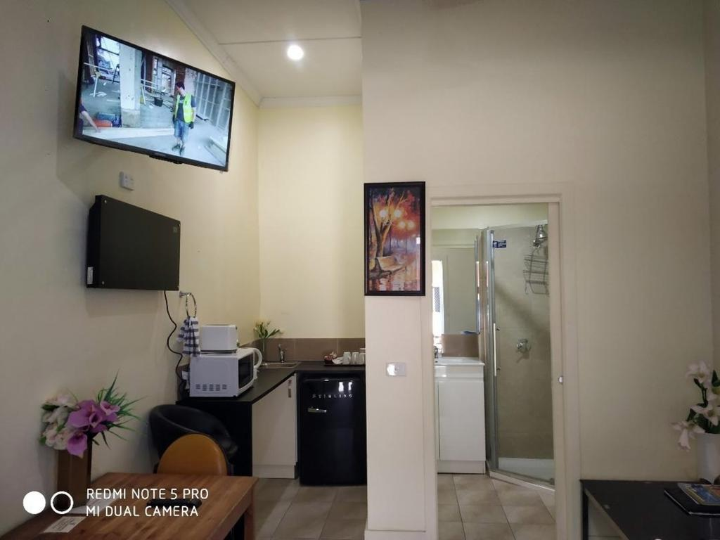 Albury Central Motel - Accommodation Coffs Harbour