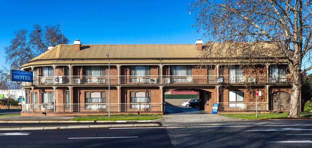Albury Townhouse Motel - Accommodation Coffs Harbour