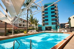 Aqualine Apartments On The Broadwater - Accommodation Coffs Harbour